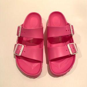 Birkenstock Arizona Essentials Sandals Pink 38